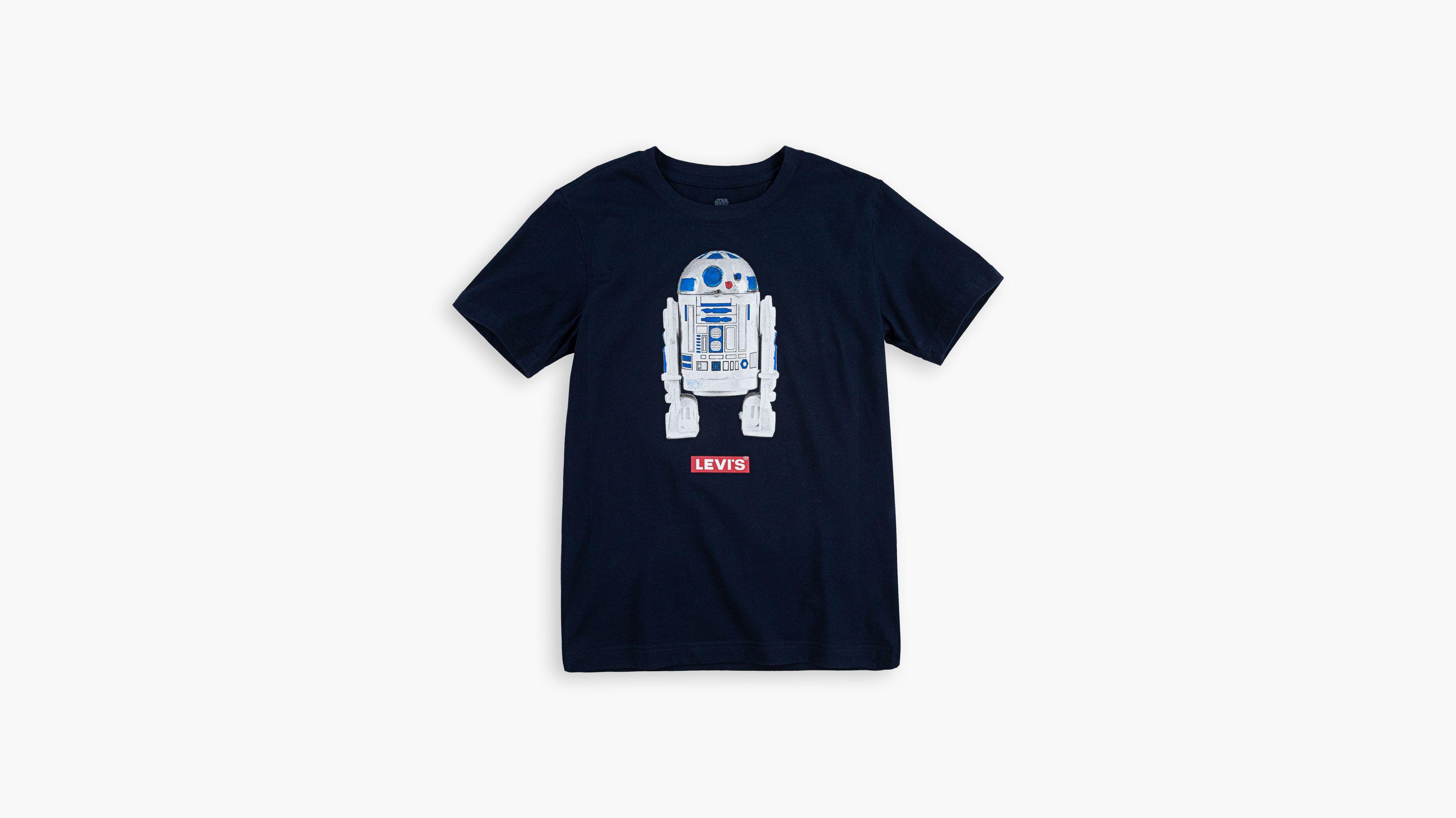 Little Boys 4-7x Levi's00ae x Star Wars Graphic Tee Shirt