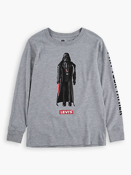 Little Boys 4-7x Levi's® x Star Wars Longsleeve Graphic Tee