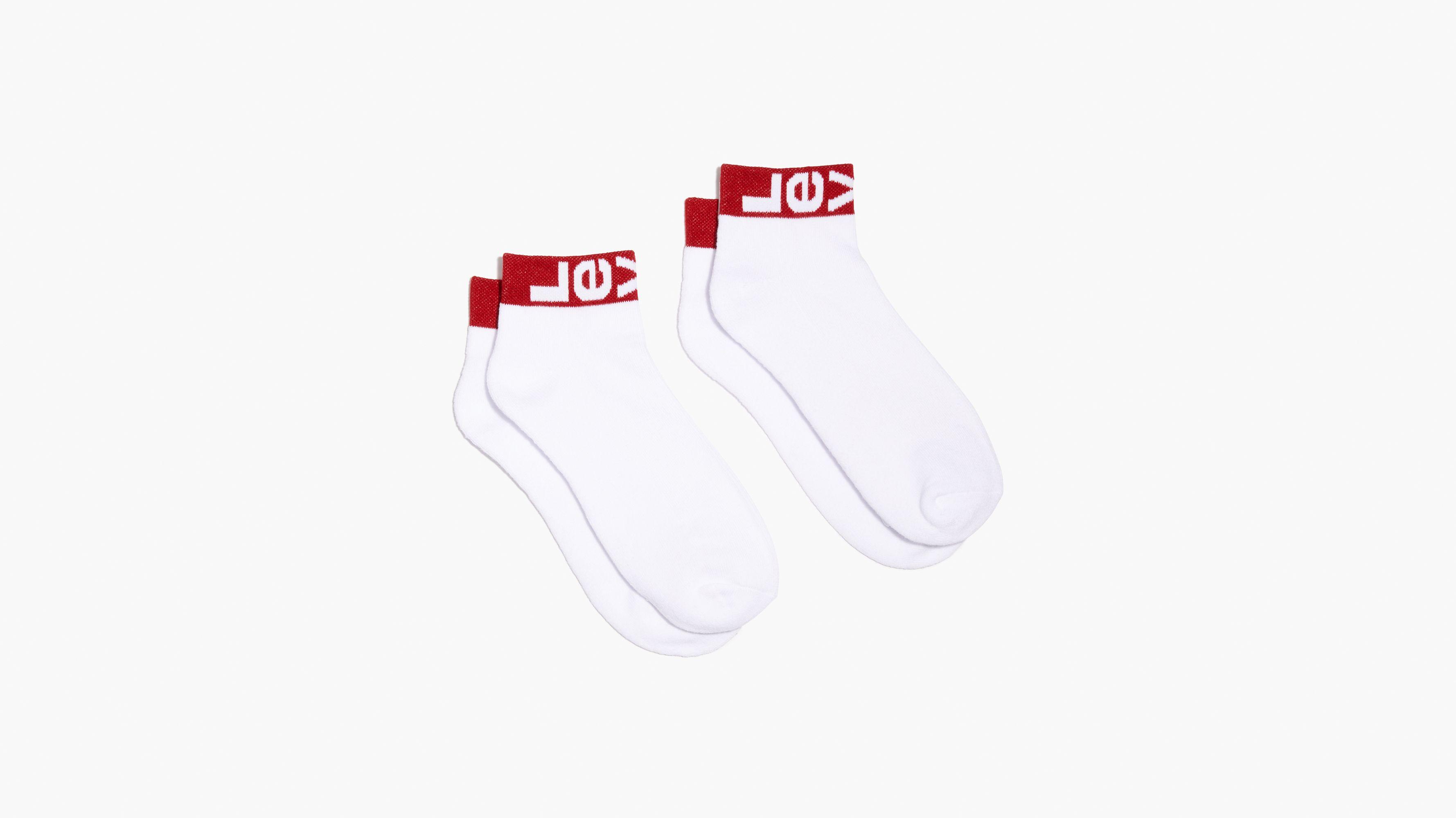 Mid Cut 2-Pack Socks