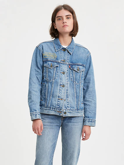 Levi's® x Star Wars Ex-Boyfriend Trucker Jacket