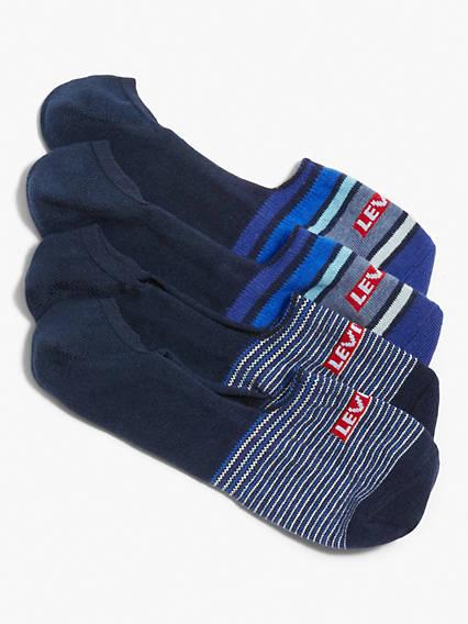Levi's® No Show Socks (2 Pack)