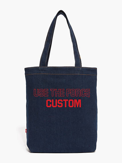 Custom Blank Tote Bag