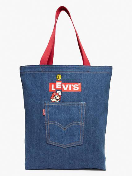 Levi's® x Super Mario Denim Tote