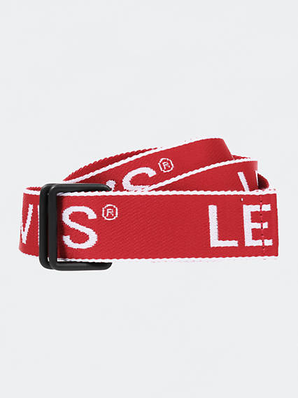 Tonal Logo Web Belt