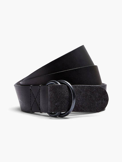 Reversible Ring Belt