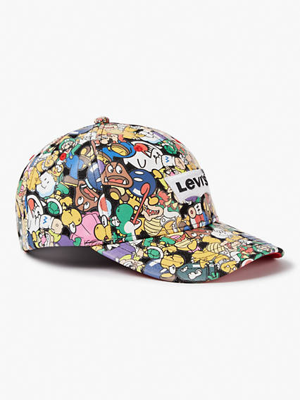 Levi's® x Super Mario All Over Print Hat