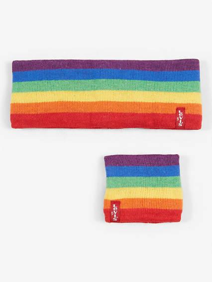 Levi's® Pride Headband & Cuff Giftset
