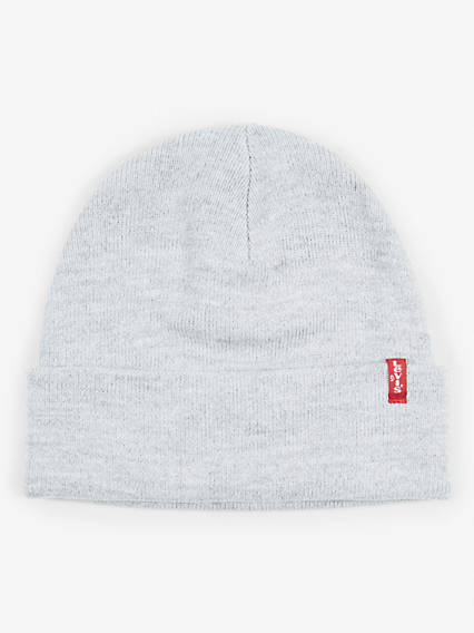 Sparkle Lurex Red Tab Beanie