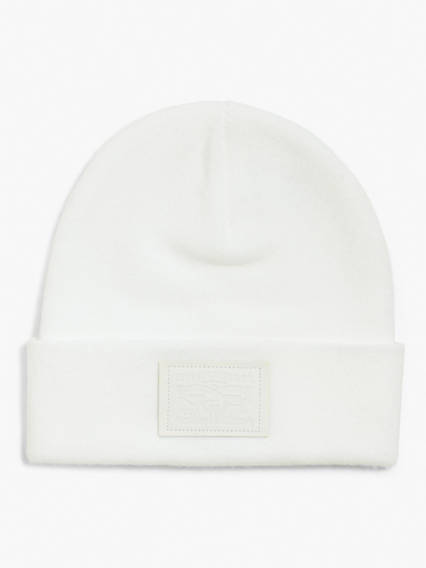Two Horse Pull Patch Beanie