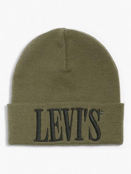 Levi's® Serif Logo Beanie