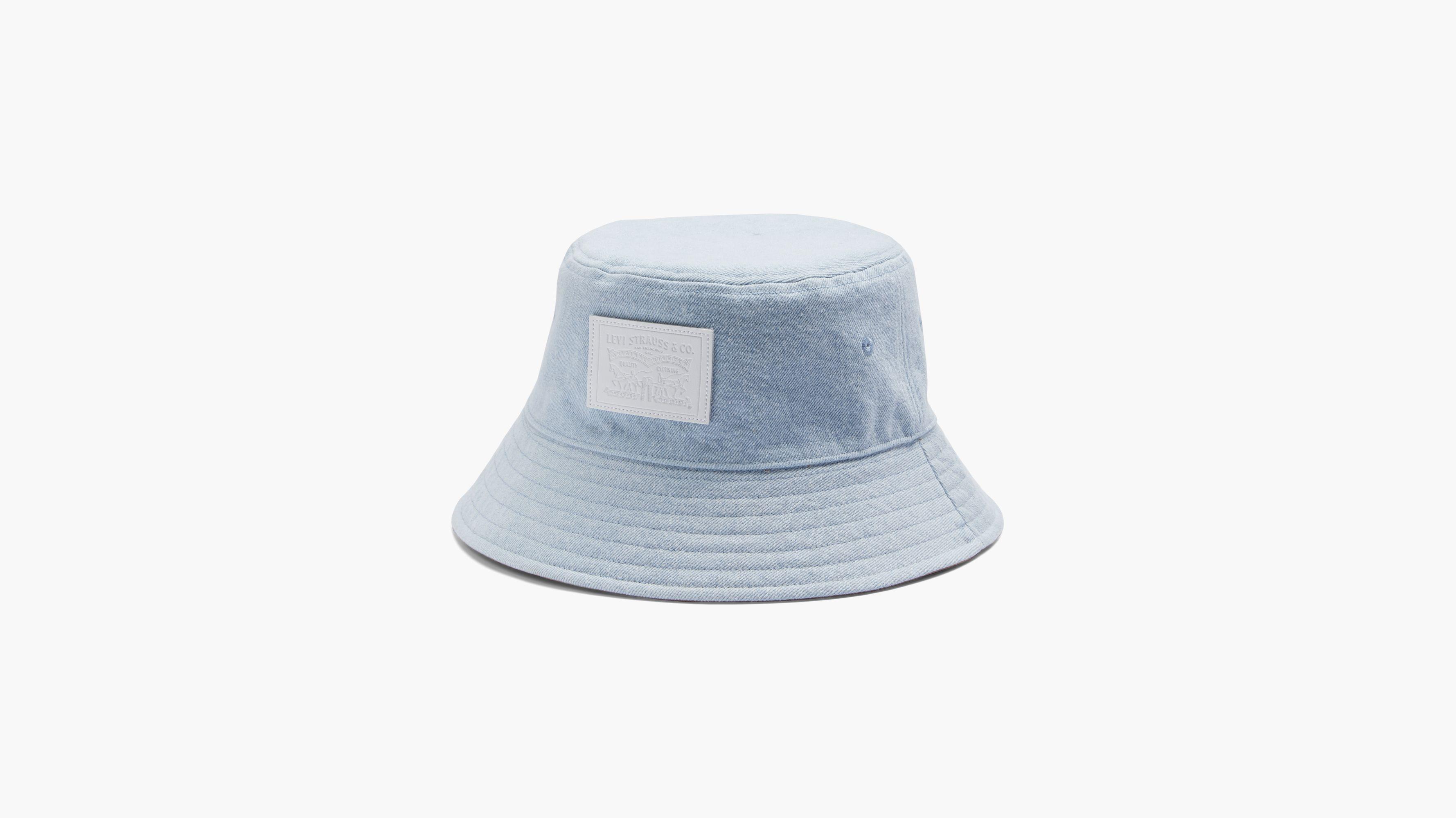 Bucket Hat Denim Reversible