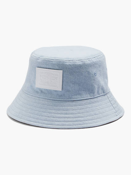 Reversible Denim Bucket Hat