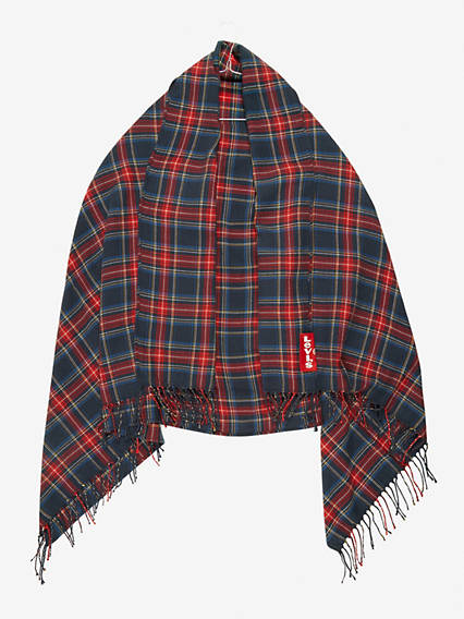 Lingroth Plaid Wrap