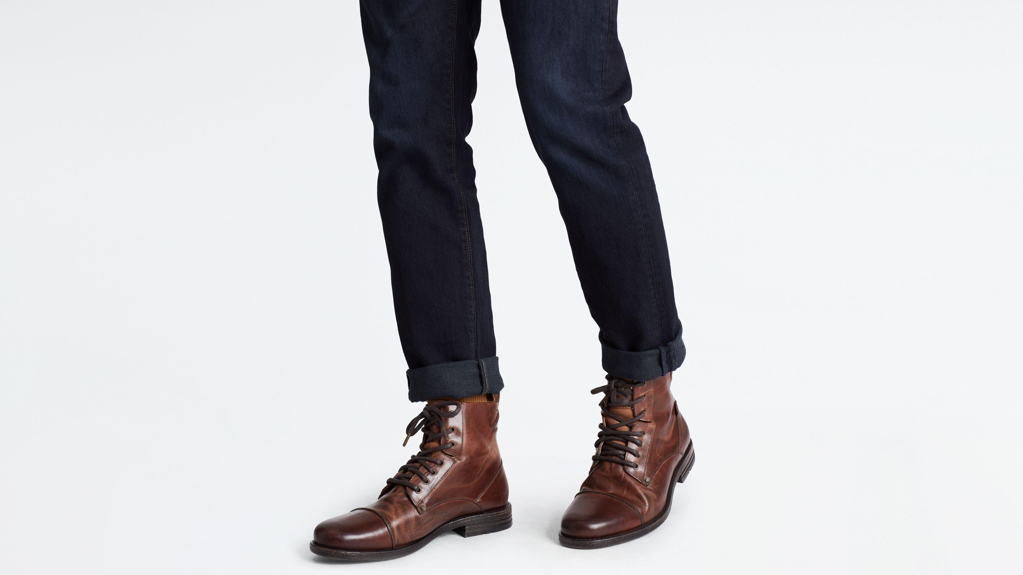 MarronLevi's® MarronLevi's® Emerson FR MarronLevi's® FR Boots Boots Emerson Emerson Boots OZuPXikT