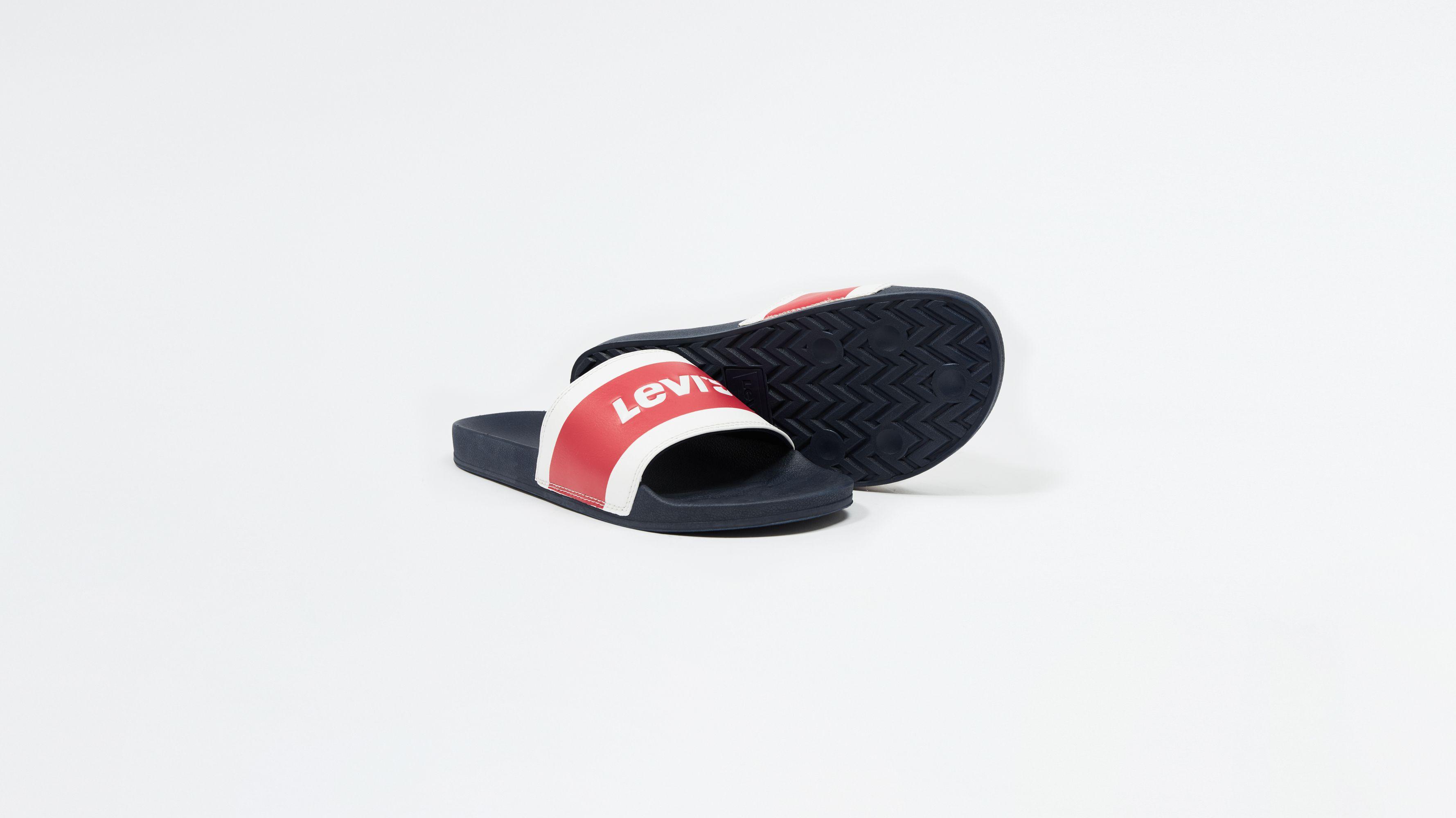 June Slide Sandal