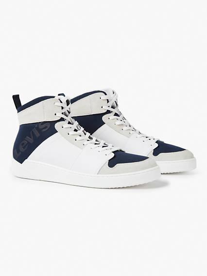 Mullet Basket Sneakers