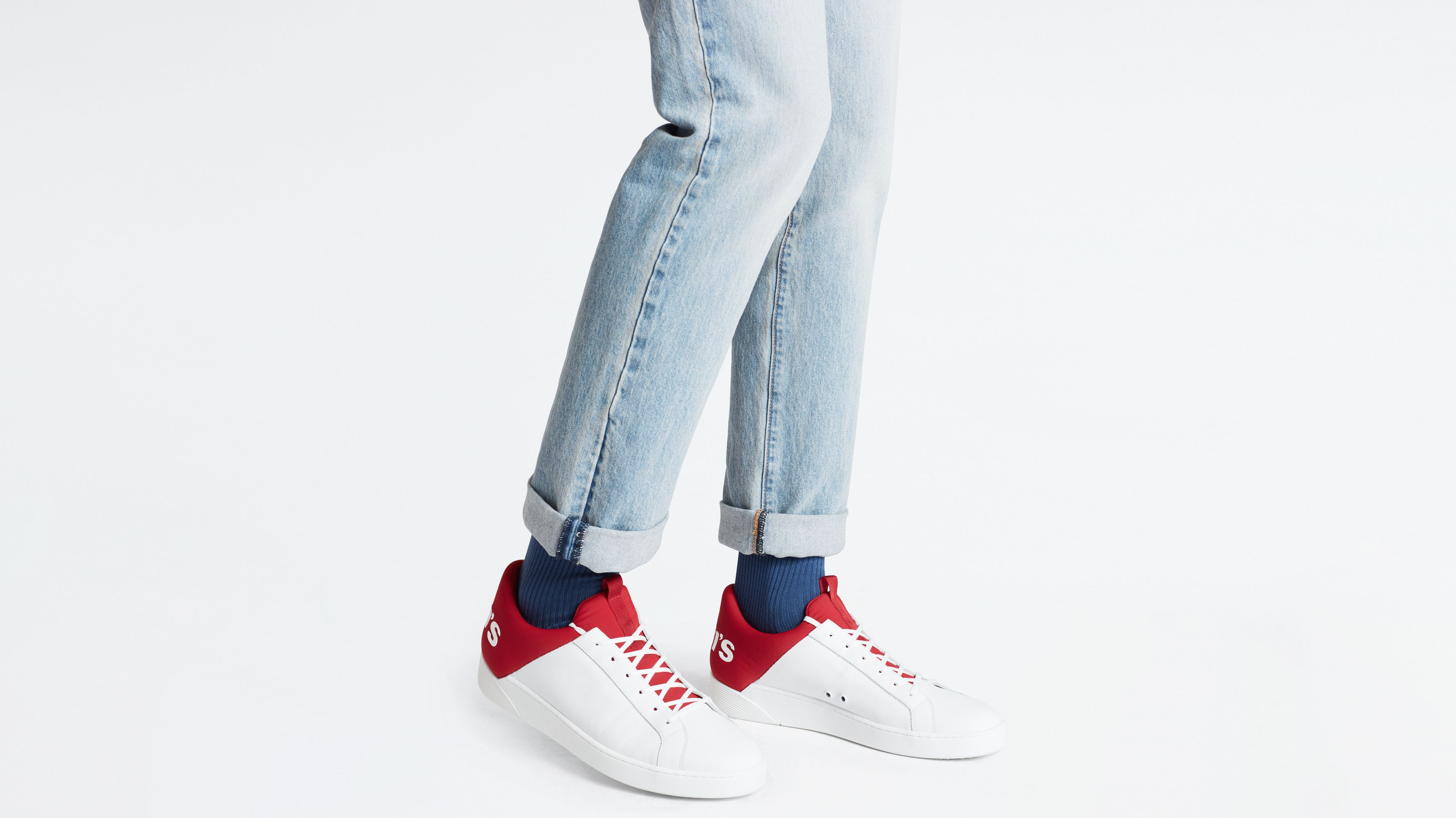 Mullet Sneakers Red | Levi's® IT