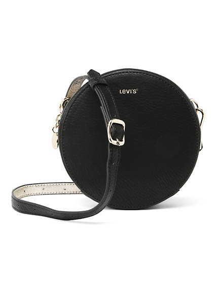 Vegan Circle Bag