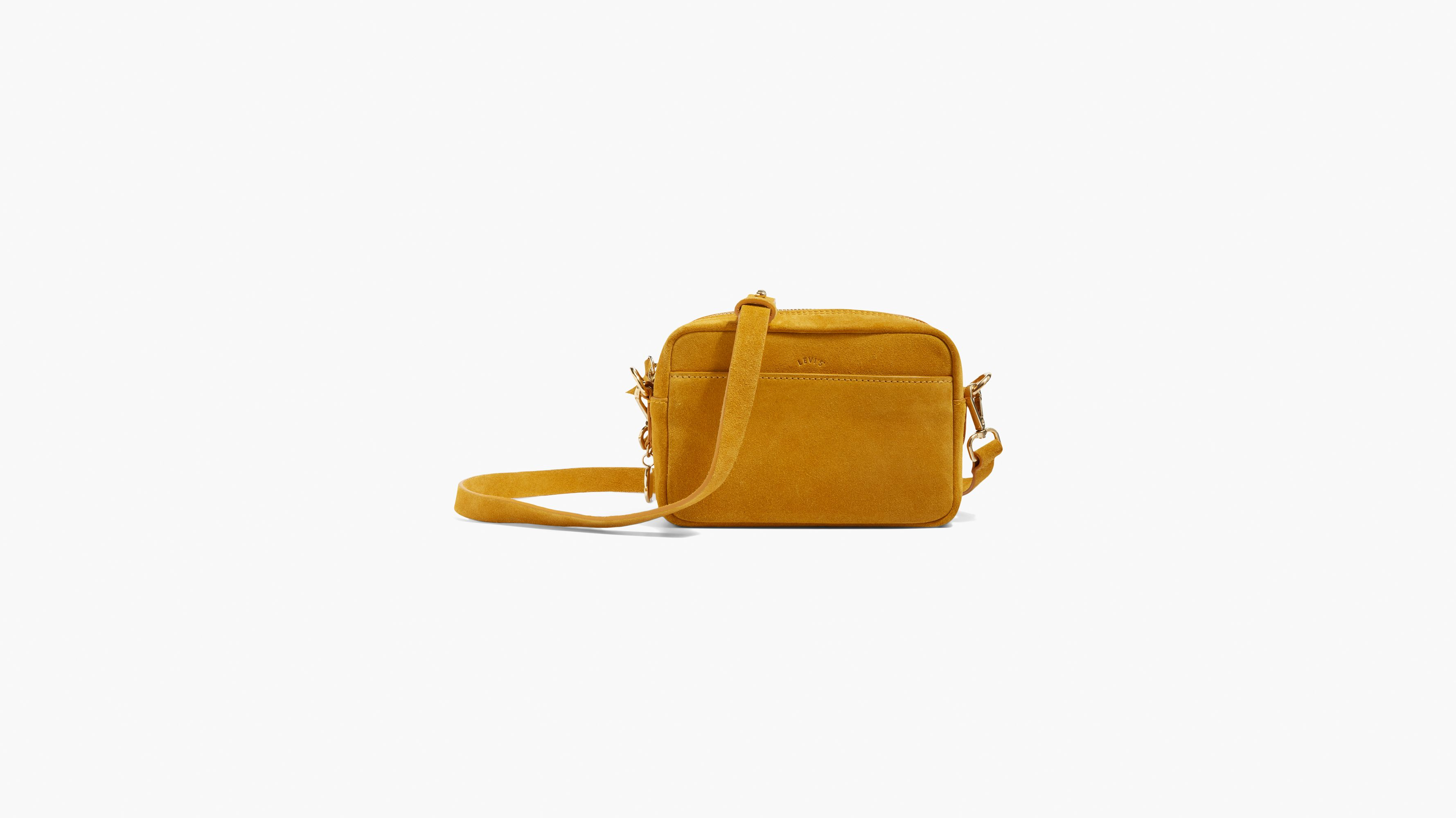 Diana Camera Leather Bag