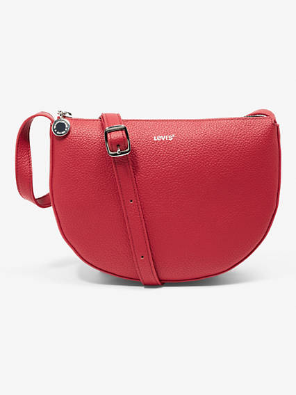 Vegan Saddle Bag