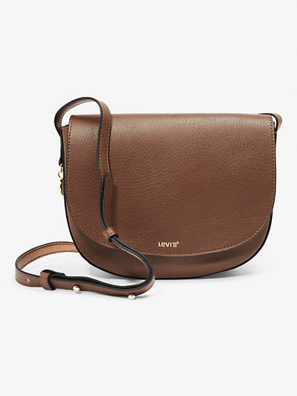 Vegan Sally Saddle Bag