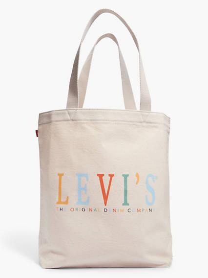 Levi's® Rainbow Logo Tote Bag