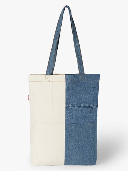 Tote Bag Contrasting colour