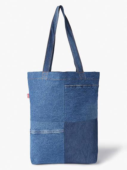 Tote Bag Dark Denim