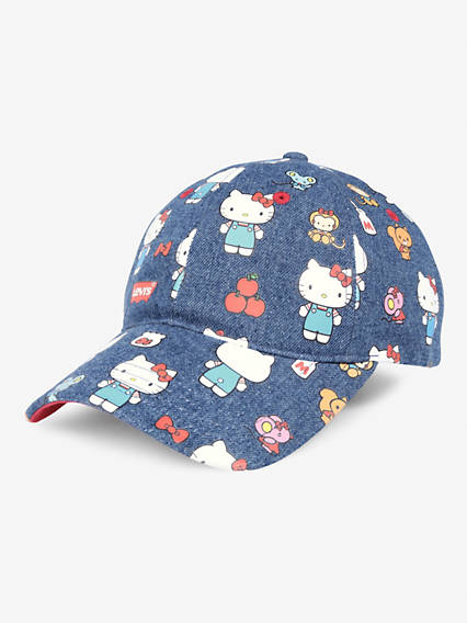 Levi's® x Hello Kitty Hello Baseball Hat
