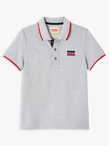 Boys Short Sleeve Polo Joko