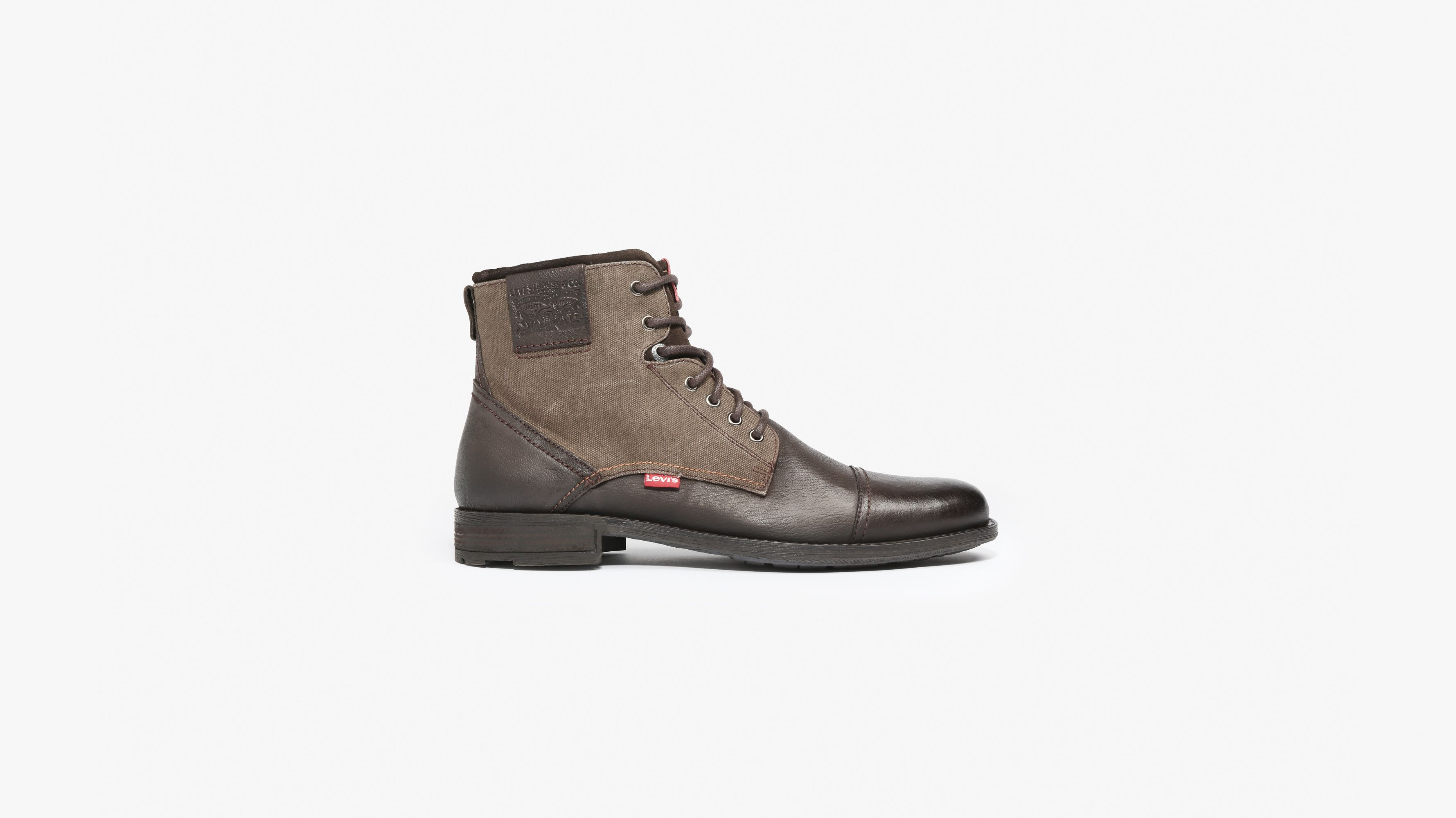 Fowler Boots Braun Dark Brown