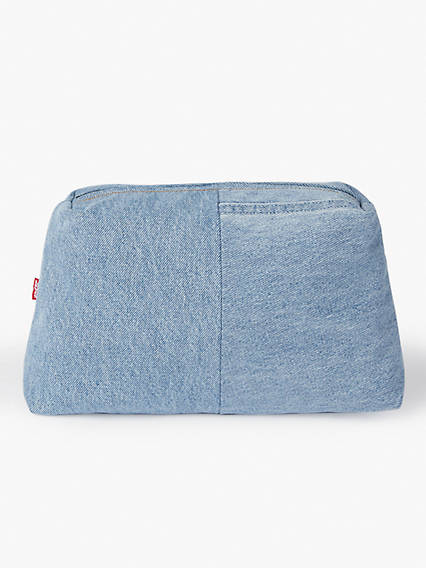 Large Pouch in Denim