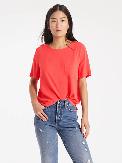 Leilani 1 Pocket Tee