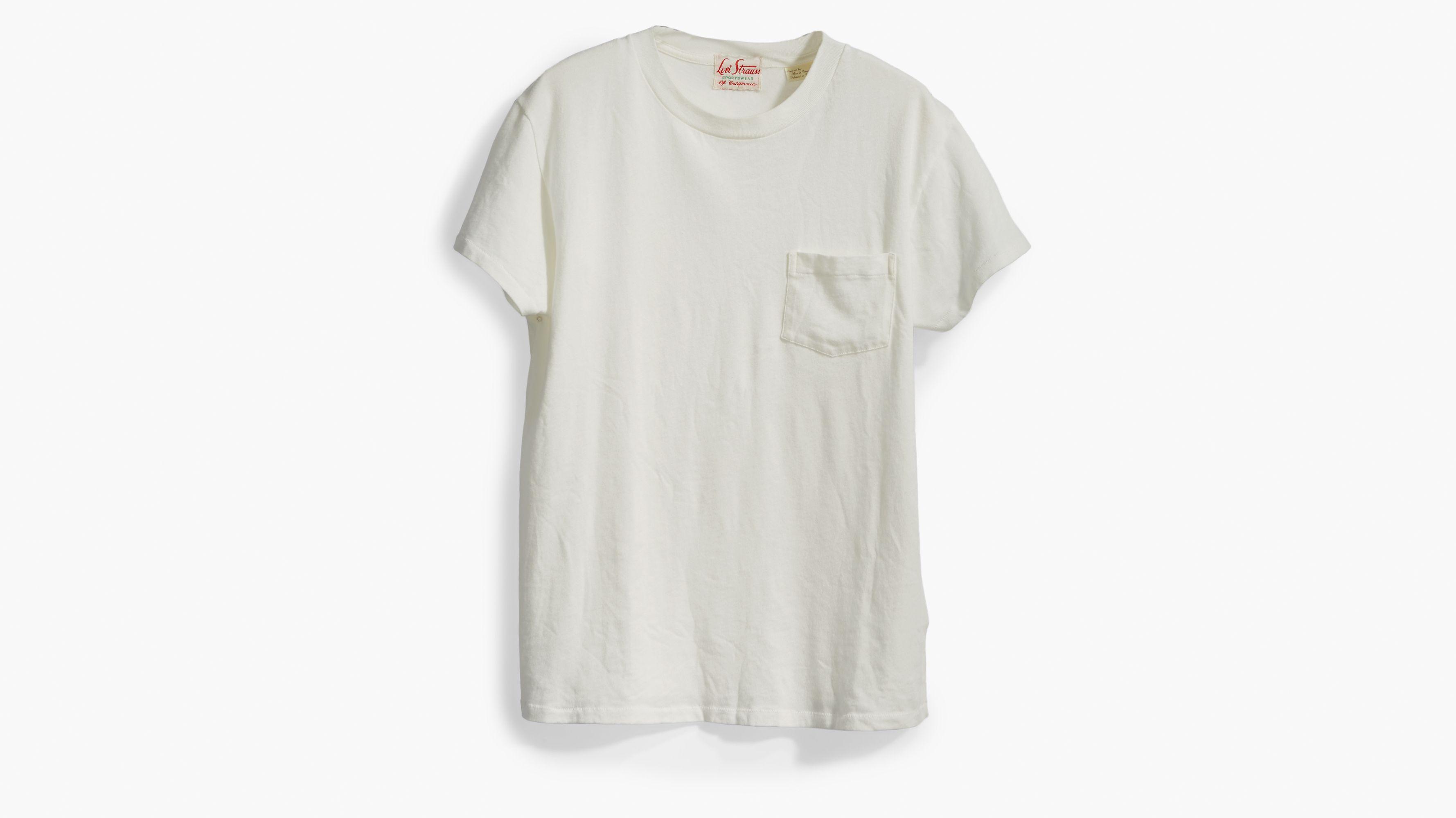 levis retro t shirt