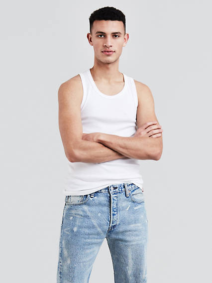 Slim Fit Tanks (2-Pack)