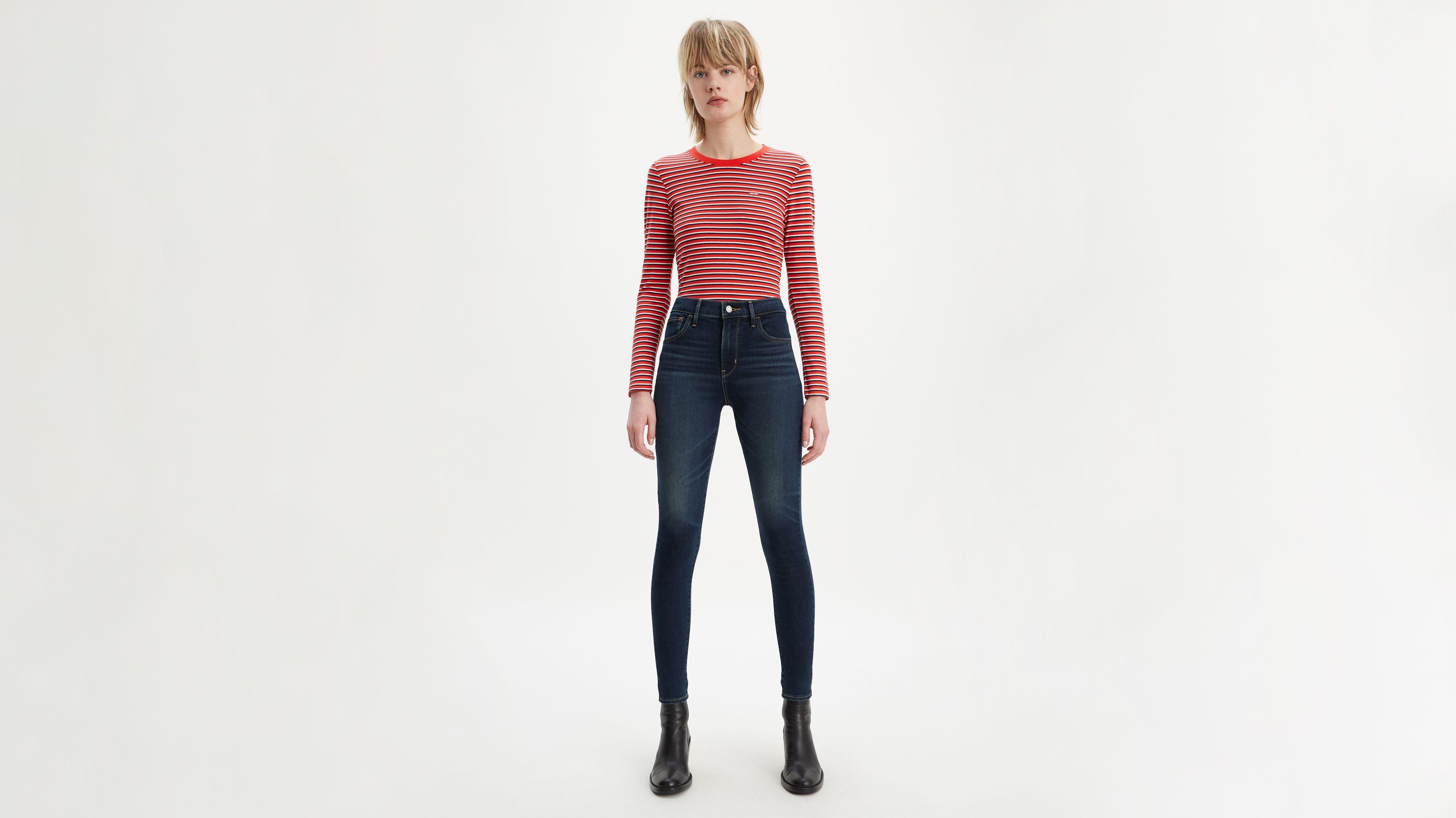 720 High Rise Super Skinny Warm Women's Jeans