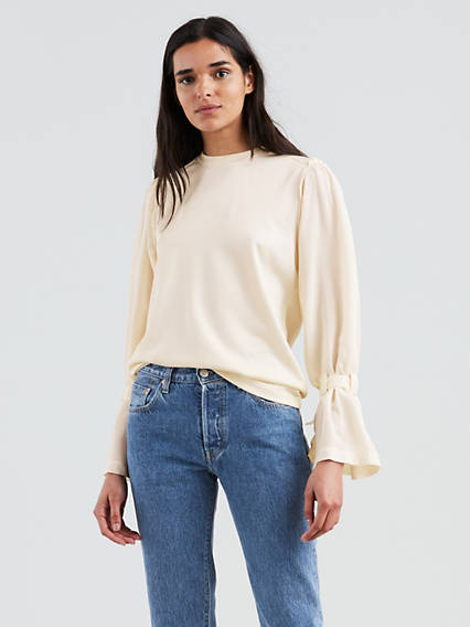 Levi's® Made & Crafted® The Rich Blouse Shirt