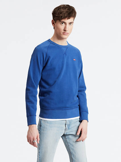 Levi's® Chest Logo Crewneck Sweatshirt