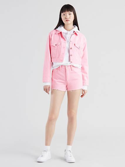 501® High-Waisted Shorts