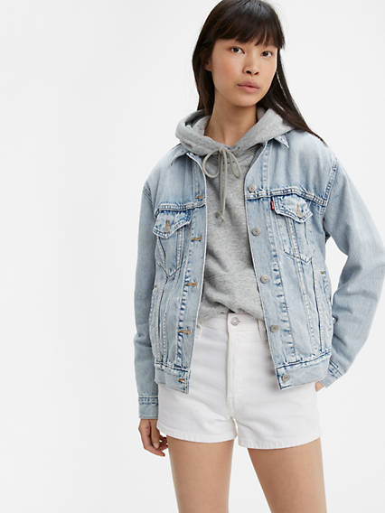 Levi's 501® High-Waisted Shorts