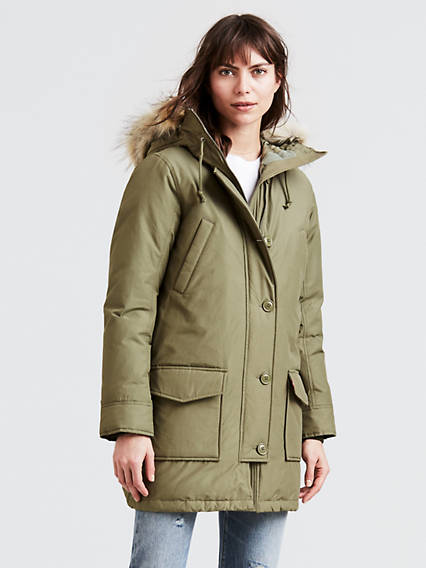 Edith Parka Coat