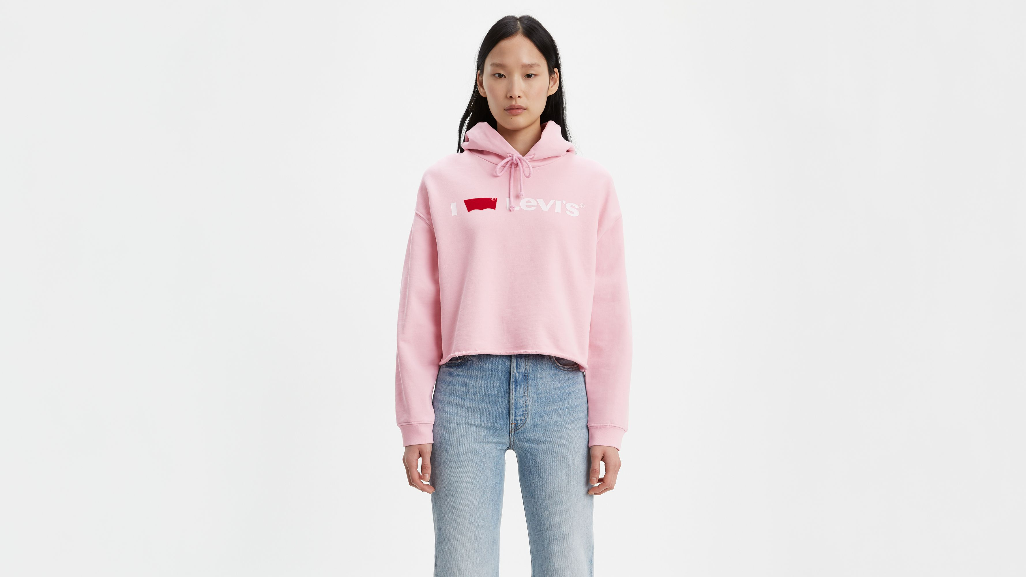 Sweatshirts & Hoodies for Women | Levi's® US