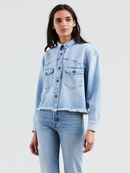 Long Sleeve Addison Shirt