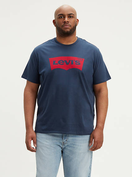 Levi's® Logo Classic Tee Shirt (Tall)
