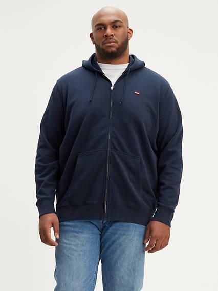 Levi's® Logo Zip Hoodie (Tall)