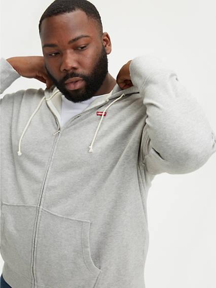 Classic Zip Up Hoodie (Big)