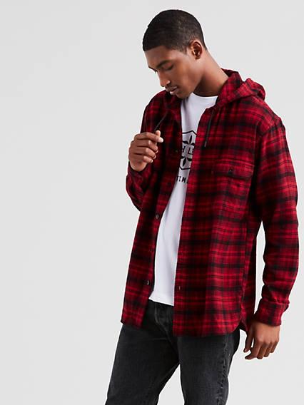 Levi's® X Justin Timberlake Hooded Worker Sweatshirt