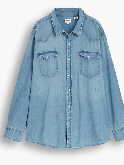 Big Classic Western Shirt