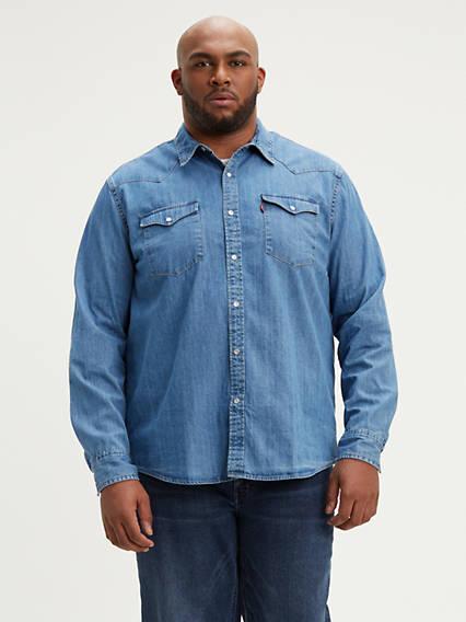 Classic Western Shirt (Tall)