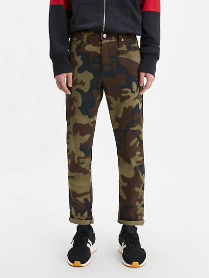 Hi-Ball Roll Camo Pants